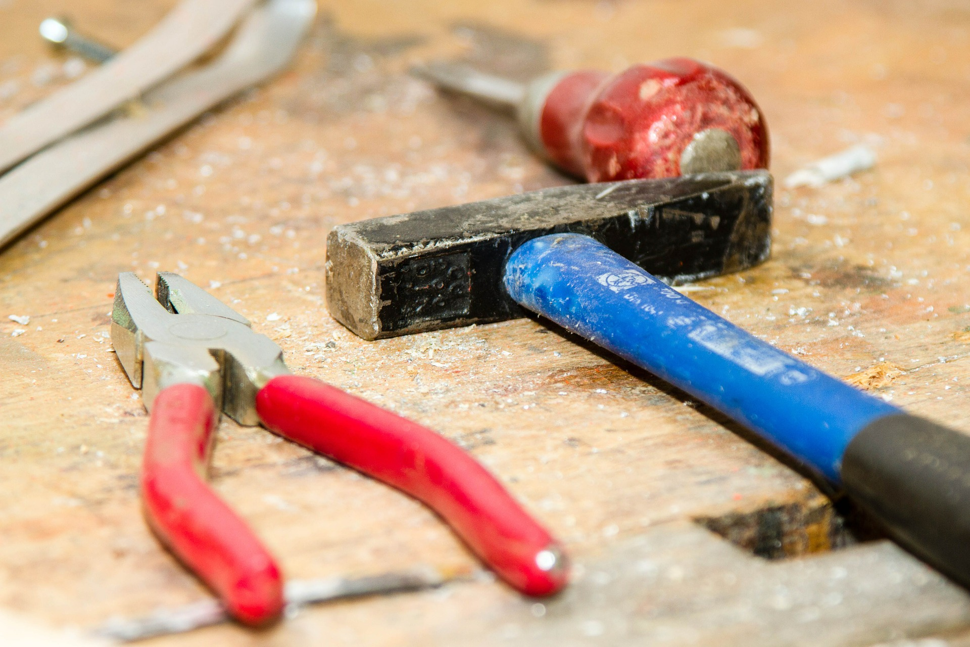 Tools to fix marketing remodeling company